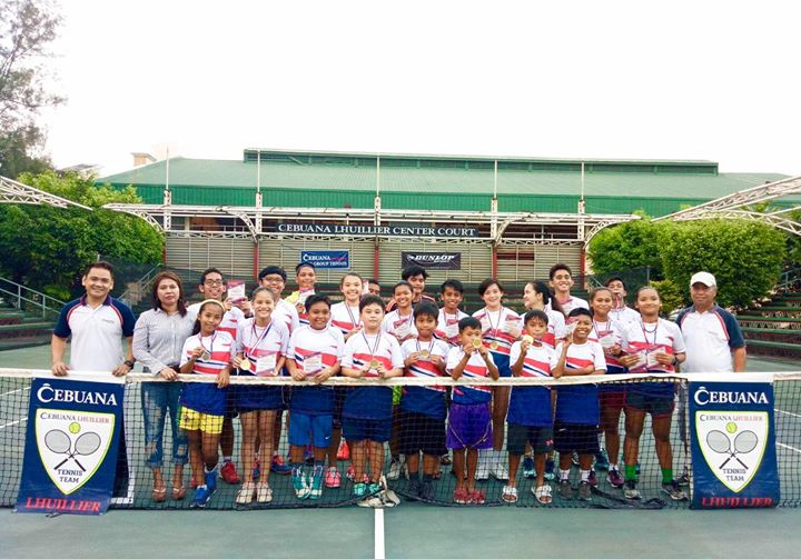 Cebuana Lhuillier Age Group Tennis - Subic