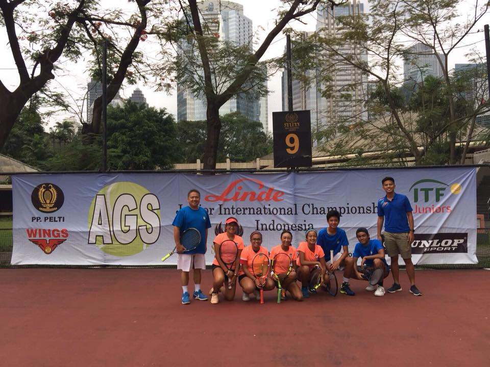 ITF- AGC Junior Tennis Championships 2018