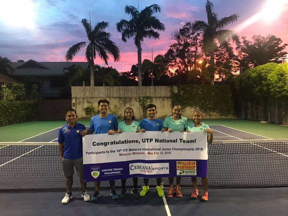 Malacca International Junior Championship 2018