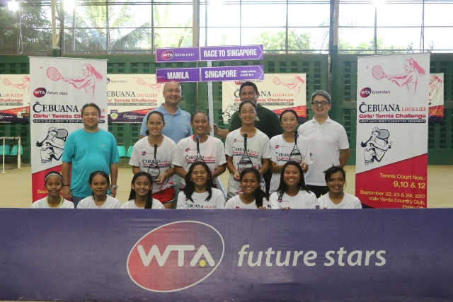 Women's Tennis Association Future Stars Winners