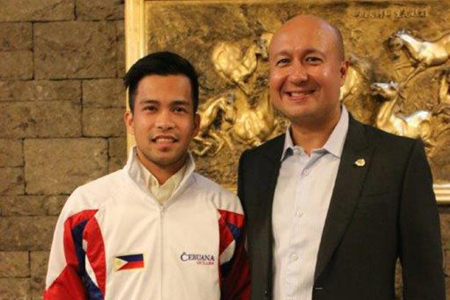 Philippines assembles 'strongest Davis Cup team in recent years' for Kuwait tie