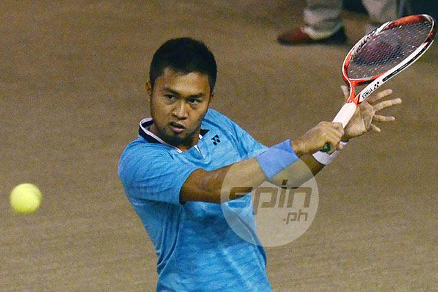 Philippine Davis Cup team's confidence grows as it prepares to host Taipei in second round