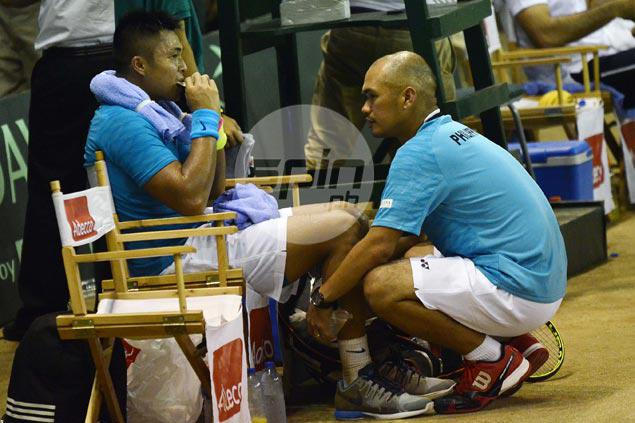 Ruben Gonzales hailed as PH hero in Davis Cup tie after brave stand against Kuwaiti in thriller