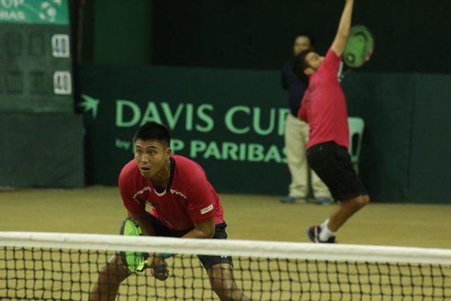 Chinese Taipei ends the Philippines' 2016 Davis Cup bid