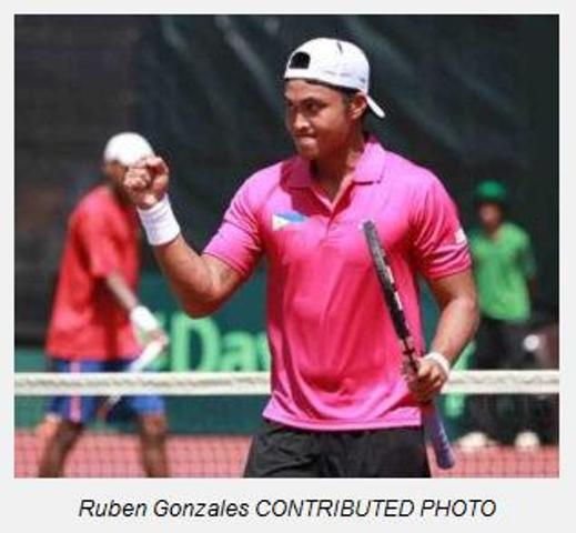 Gonzales, partner finish 2nd in Gimcheon Openn
