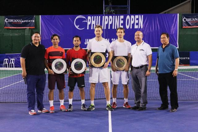 ATP Challenger Philippines Continues Rise of Philippine Tennis