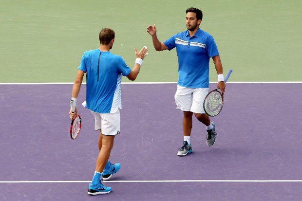 Filipino Treat Huey, Max Mirnyi falter in Wimbledon semis