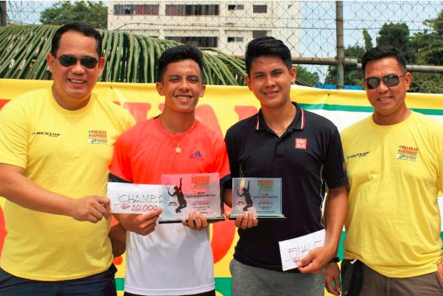 Enriquez captures first PPS 'Goma Cup' crown
