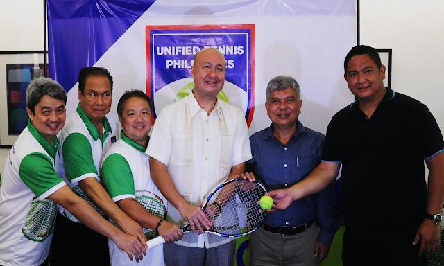 Unified Tennis Philippines lays out eventful 2019 plan