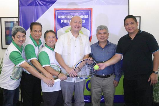Unified Tennis Philippines to hold 104 tournaments this year