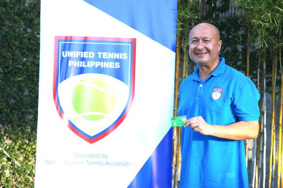 Unified Tennis Philippines bares plans for 2019