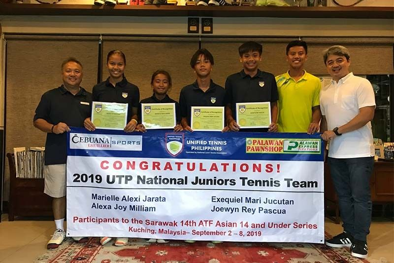 Pinoy netters aim for top ATF finish